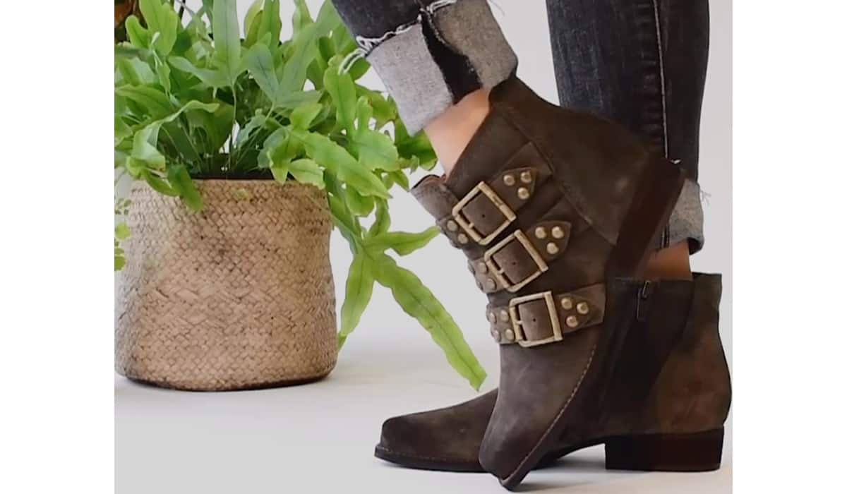 Adele Block Heel Bootie - Video