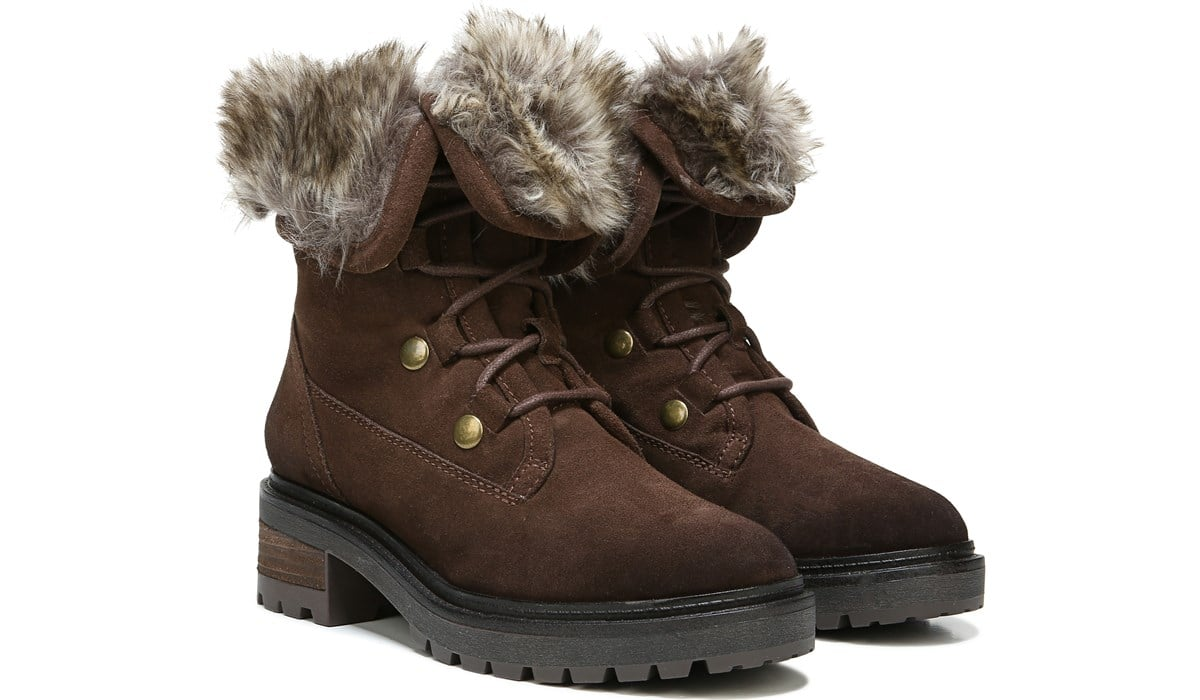 Canyon Lace Up Boot - Pair