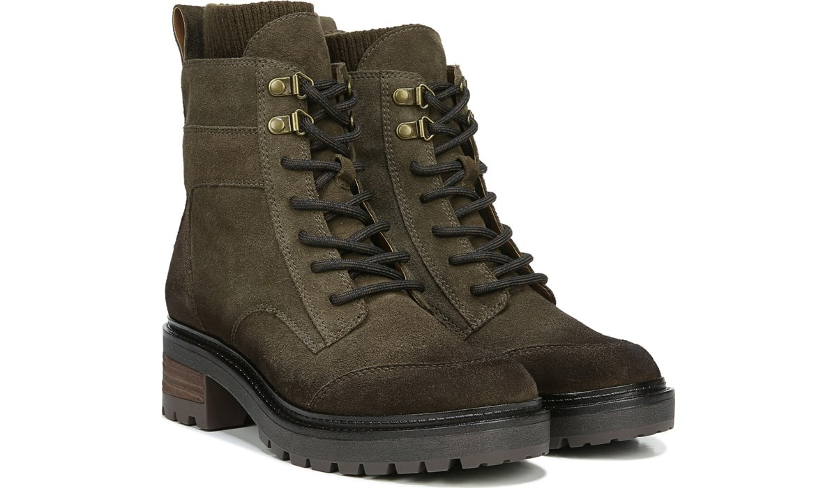 Chance Lace Up Boot - Pair