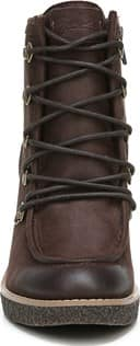 Indy Lace Up Wedge Bootie - Front