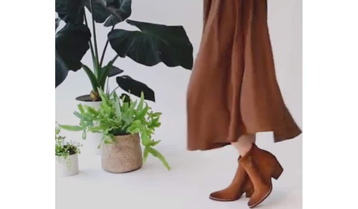 Ramona Block Heel Bootie - Video