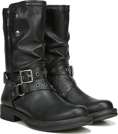 Faith Side Zip Boot