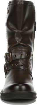 Faith Side Zip Boot - Front