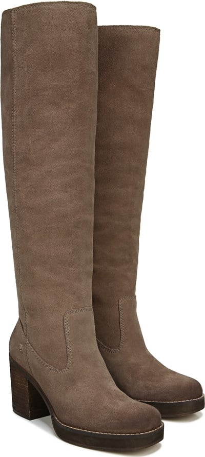 Padma Wide Calf Tall Boot