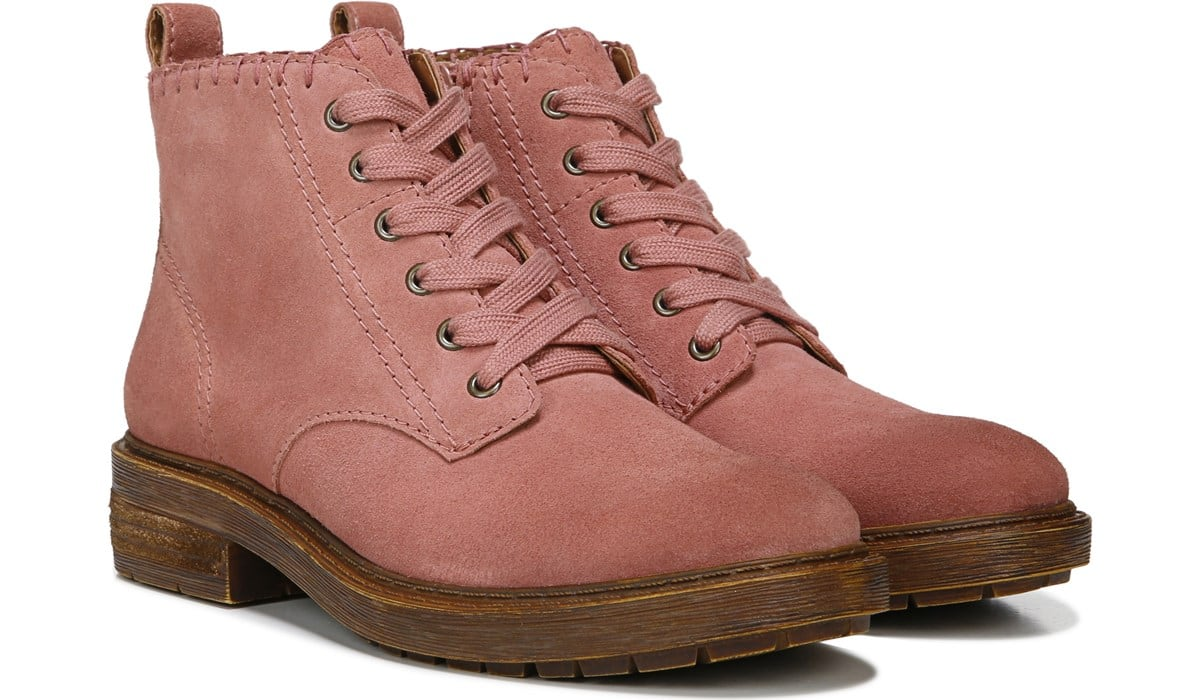 Paisley Lace Up Ankle Boot - Pair