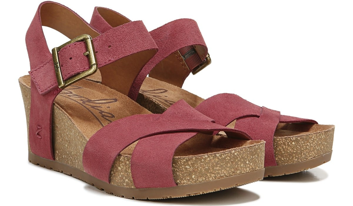 Mabel Wedge Sandal - Pair