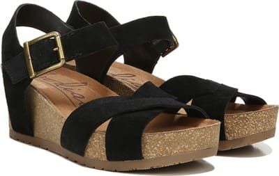 Mabel Wedge Sandal