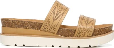 Kaia Wedge Slide Sandal