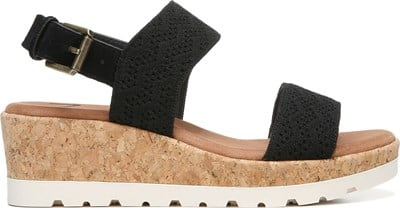 Oceana Wedge Sandal