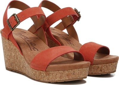 Piper Wedge Sandal