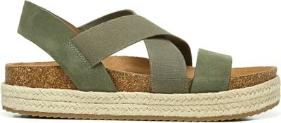 Savannah Footbed Sandal