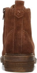 Paisley Lace Up Boot - Back