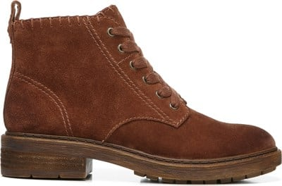 Paisley Lace Up Boot
