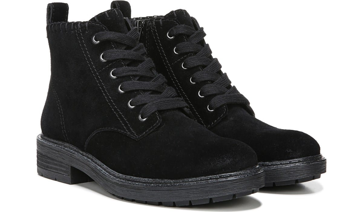 Paisley Lace Up Boot - Pair