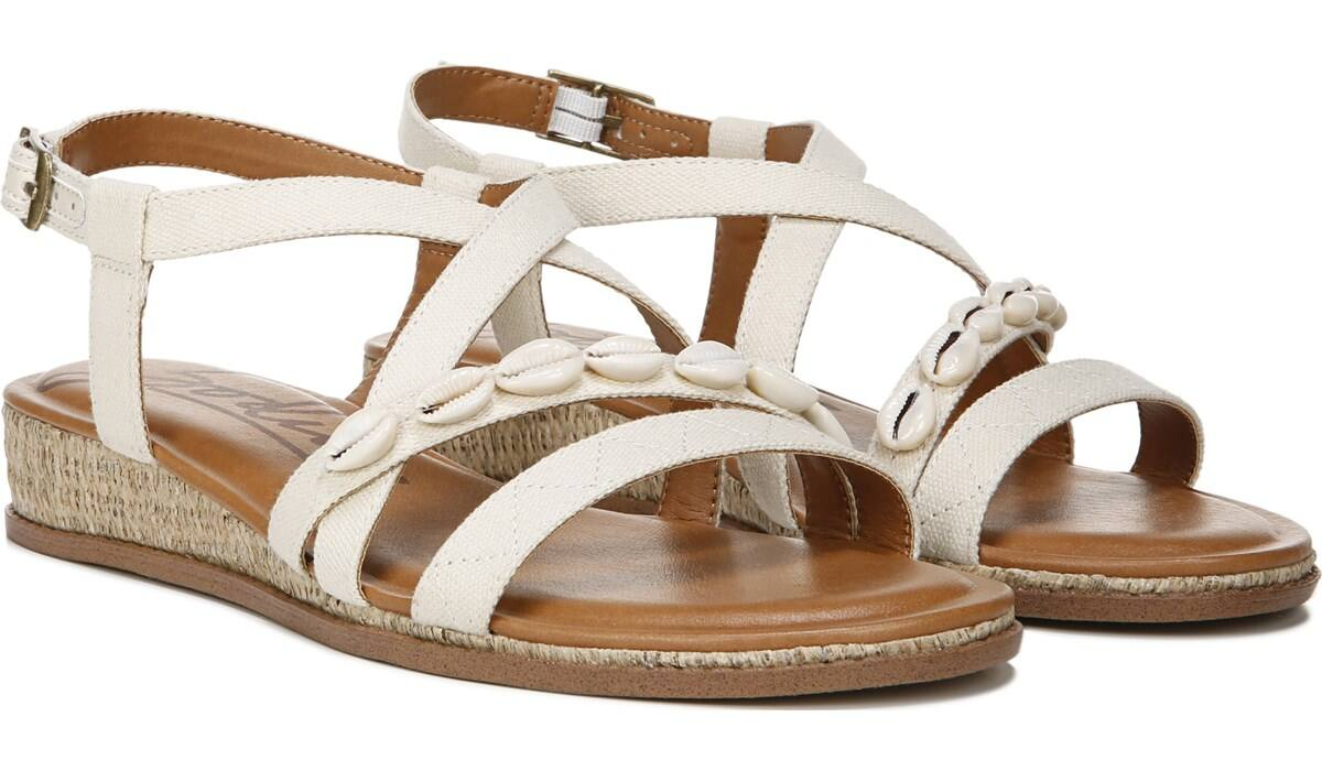 Grace Wedge Sandal - Pair