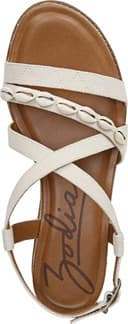 Grace Wedge Sandal - Top