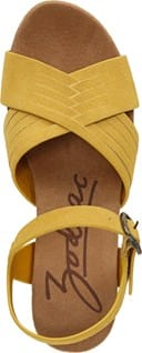 Paola Espadrille Wedge Sandal - Top