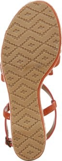 Yolanda Espadrille Wedge Sandal - Bottom