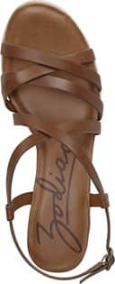 Yolanda Espadrille Wedge Sandal - Top